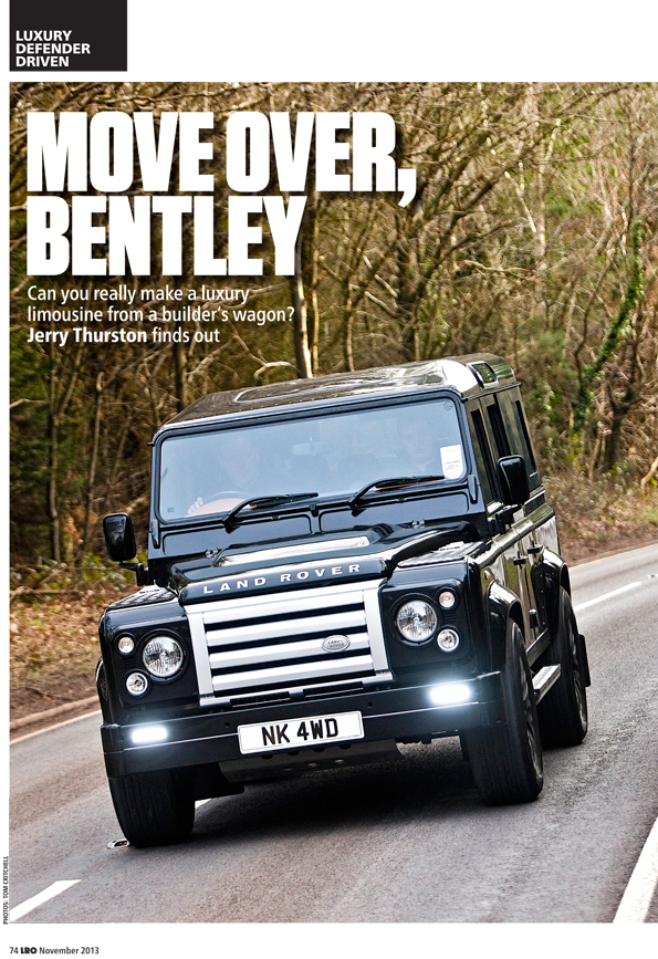 NK4WD Land Rover Owner Magazine Article - Range Rover Land Rover 4×4 Servicing & Repairs Berkshire Winkfield as well as Lorries Horseboxes Horse Trailers